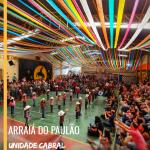 Arraiá do Paulão – Unidade Cabral
